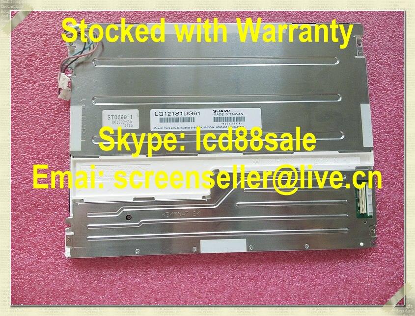 best price and quality original  LQ121S1DG61  industrial LCD Displaybest price and quality original  LQ121S1DG61  industrial LCD Display