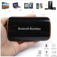 Sound Blutooth Som Bleutooth Mini Wireless Portable Bluetooth Receiver Audio Music Aux 3 5mm Speaker Adapter