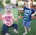 2016 Cute Kids Baby Boys Girls Casual T-shirt top Baby T-shirt