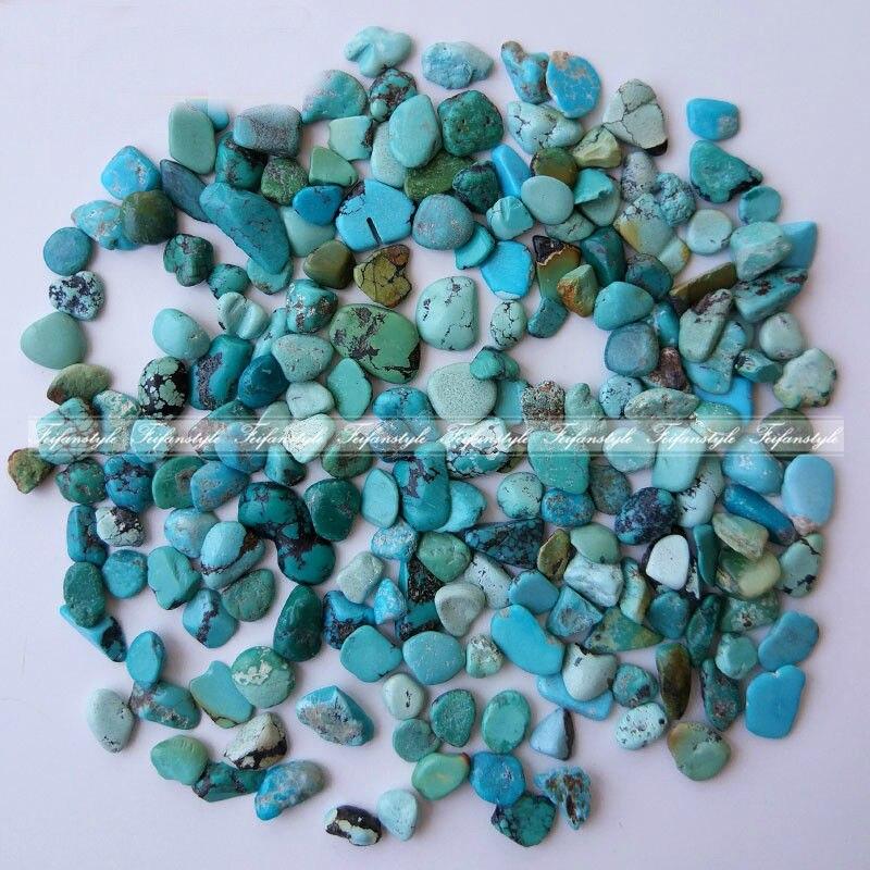 En gros 100g naturel bleu Turquoise cristal pierre brute pierre minérale spécimen C478 cristaux de quartz