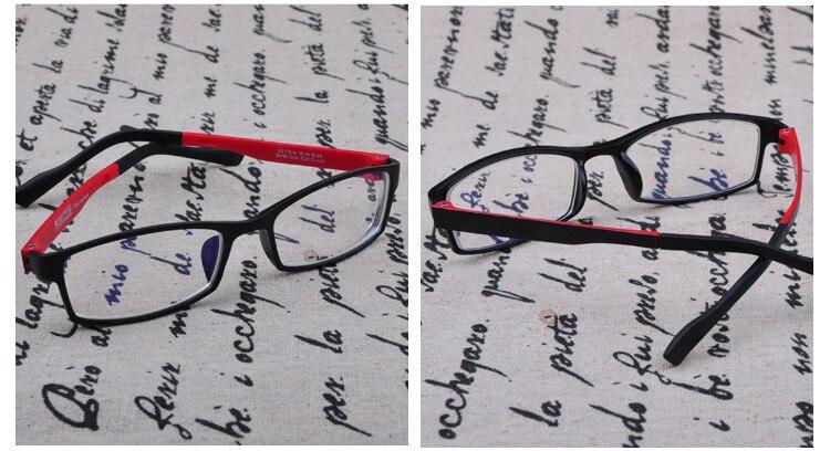 08eb55e4e88 2018 Hot Finished prescription Glasses very light Men Women Myopia  Eyeglasses Optical coated lens Computer Glasses -1.0 -4.0