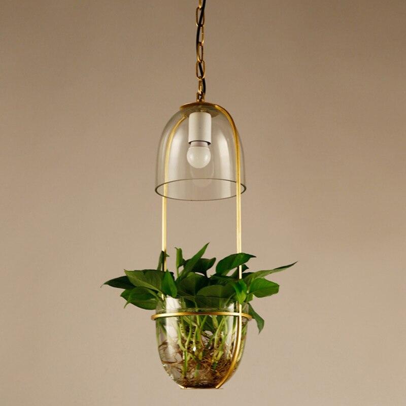 Online kopen wholesale bloempot lamp uit china bloempot lamp ...