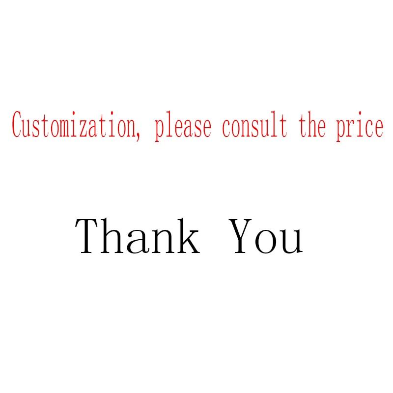 Индивидуальные печатные фирменные бирки с специальной бумагой для одежды/обуви/сумок/бирки для одежды/этикетки с полипропиленовым пакетом - Цвет: customization