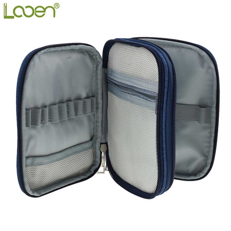 Looen 3 Types Empty Crochet Hook Pouch Storage Bag Knitting Kit Case Organizer Bag For Sewing Crochet Needles Scissors RulerLooen 3 Types Empty Crochet Hook Pouch Storage Bag Knitting Kit Case Organizer Bag For Sewing Crochet Needles Scissors Ruler