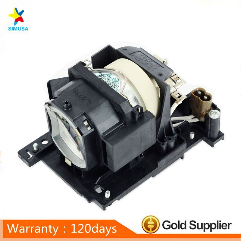 Compatible Projector lamp bulb 78-6972-0050-5 (DT01175) with housing for 3M X56 vintage designer 100