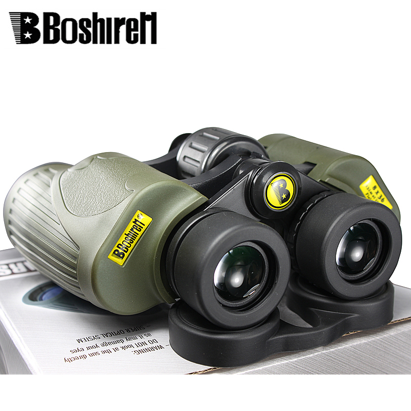 Boshiren High Power Binoculars 8x36 HD Telescope High Quality Large Eyepiece binocular zoom for Hunting Camping Lll Night Vision new 60x60 optical telescope night vision binoculars high clarity 3000m binocular spotting scope outdoor hunting sports eyepiece