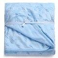 Унисекс новорожденного Ребенка Спать Одеяло Малыша Платья Младенческой Зимняя Одежда Ватки Коралла Пеленание Теплая Кровать 100 Х 76 см