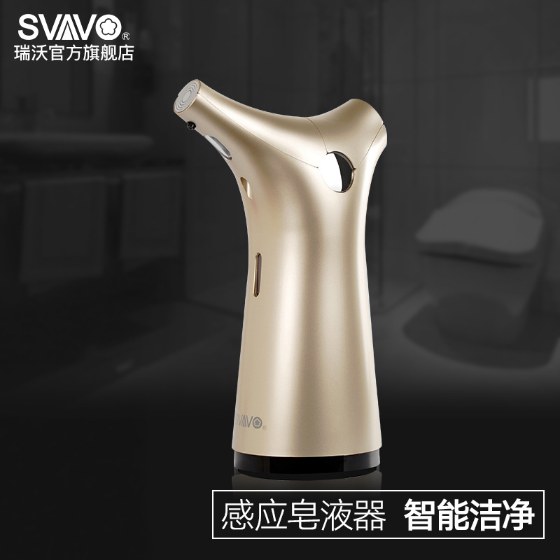 X-5585 Automatic induction soap dispenser kitchen bathroom soap box home table soap dispenser sink hand washing box free shipping brass black liquid soap dispenser bathroom kitchen stainless steel touch soap dispenser wall mounted 1000ml
