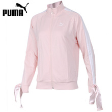 5d7923c800ea Original New Arrival 2018 PUMA Bow Track Women s jacket Sportswear(China)