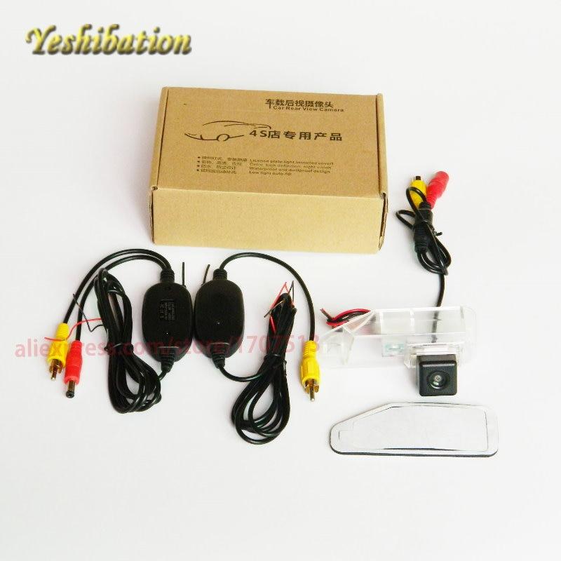 Yeshibation Беспроводной Камера RCA/вспомогательное Видео устройство передатчик и приемник Kit для Lexus IS250 IS300 является 250 300 2006 ~ 2013