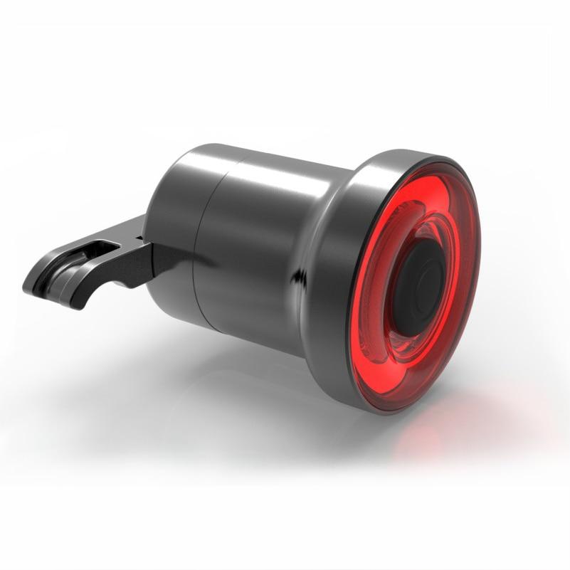 XLITE100 Fahrrad Smart Hinten Licht LED Auto Start/Stop Brems Sensing Lampe IPX6 Wasserdichte USB Lade Radfahren Warnung Rücklicht