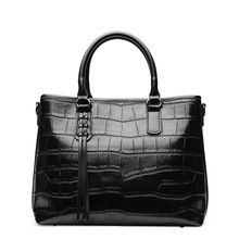 Bolsa Mujer Bags For Women 2018 Luxury Handbags Women Bags Designer Crocodile Pattern Leather Shoulder Messenger Bag sac a main все цены