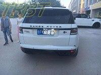 Range Rover Sports Rear Spoiler PP Plastic Rear Wing Spoiler SVR Design Case For Land Rover