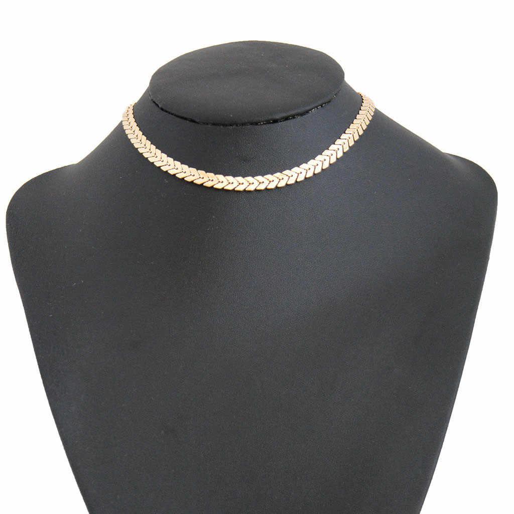 Moda pingente colar feminino boho senhoras jóias collier gothic kolye corrente gargantilha meninas borla colares de moda 2019 l0507