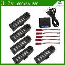 For JY018 battery High Quality 3.7V 600mAh 25C Battrey Part