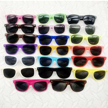 60 Pack Neon 80's Style Party Toy Sunglasses Wedding Party Favors and Gifts Fantastic Party Pack Favor Party Toys For Goody Bags - Category 🛒 All Category
