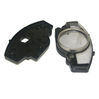Motorcycle Parts Speedo Meter Gauge Tachometer Instrument Case Cover For YAMAHA R1 2004 2005 2006 / R6 2006 2007 2008 2009 2015