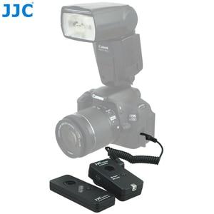 Image 1 - JJC камера беспроводной пульт дистанционного управления для Canon EOS 850D 5D 6D 50D 1Ds Mark III 6DMark II 5DMark IV замена Canon RS 60E3 RS 80N3