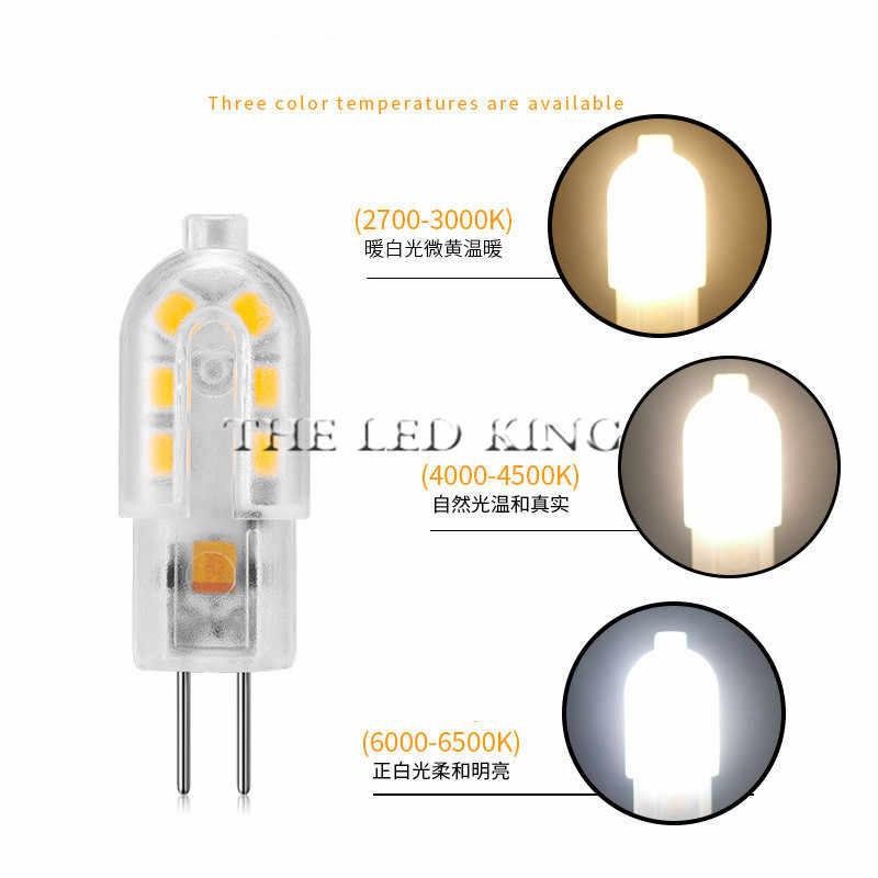 G4 LED مصباح التيار المتناوب تيار مستمر 12 فولت 220 فولت عكس الضوء 3 واط 5 واط 6 واط المصابيح لمبة 12LED 2835SMD lampada lampara bombillas استبدال 20/40 واط 50 واط الهالوجين