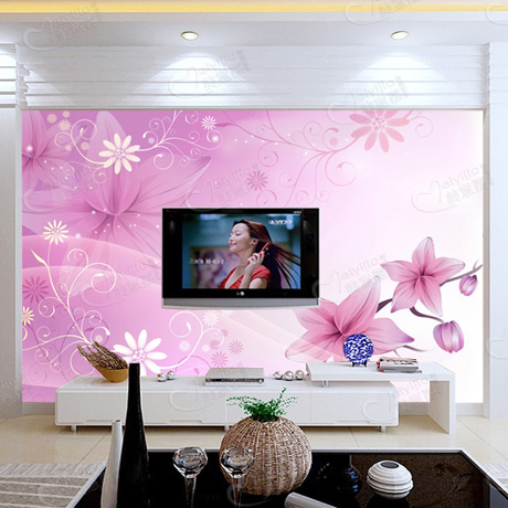 Cheap custom living room sofa TV background 3D wallpaper 3D wallpaper bedroom 3D wallpaper warm purple large mural painting blue earth cosmic sky zenith living room ceiling murals 3d wallpaper the living room bedroom study paper 3d wallpaper