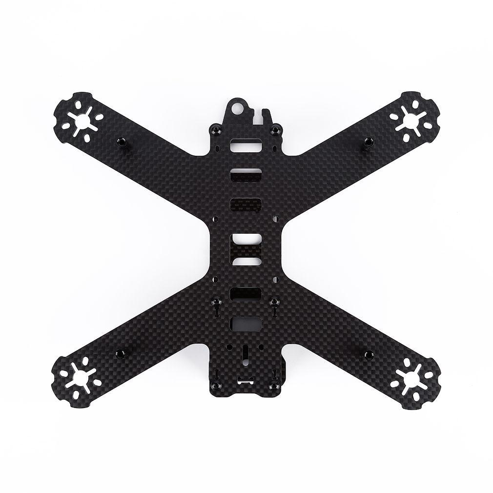 Pure Carbon Fiber 210 Frame for 210 QAV210 Mini Quadcopter Drone Racing Crossing Frame wdiy motor2204 2300kv qav x qav210  4s