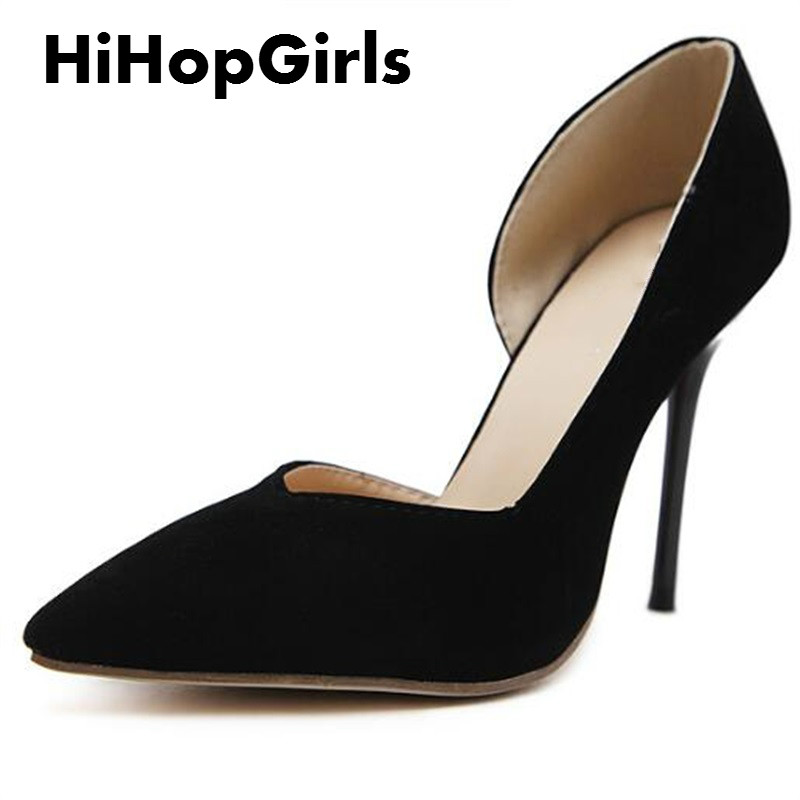 HiHopGirls 2017 New Gladiator Spring Autumn Fashion Women Pumps Pointed Toe Measured opening Thin High Heels Shoes Woman siketu 2017 free shipping spring and autumn women shoes fashion sex high heels shoes red wedding shoes pumps g107