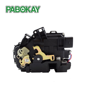 Image 3 - high quality For Audi A4 A6 8E 4B C5 Front Left Driver Door Lock Latch Actuator 4B1837015G 4B1837015H