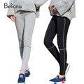 2017 Nueva Primavera de Maternidad Leggings Pantalones para Mujeres Embarazadas de Cintura Alta Color Sólido Femenino Ropa Premama Embarazo Productos