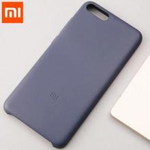 Original Xiaomi Mi Note3 Note 3 Cover Case Rubber Silicone protect capas hard back shell Snapdragon S660 5.5 Smart Phone case