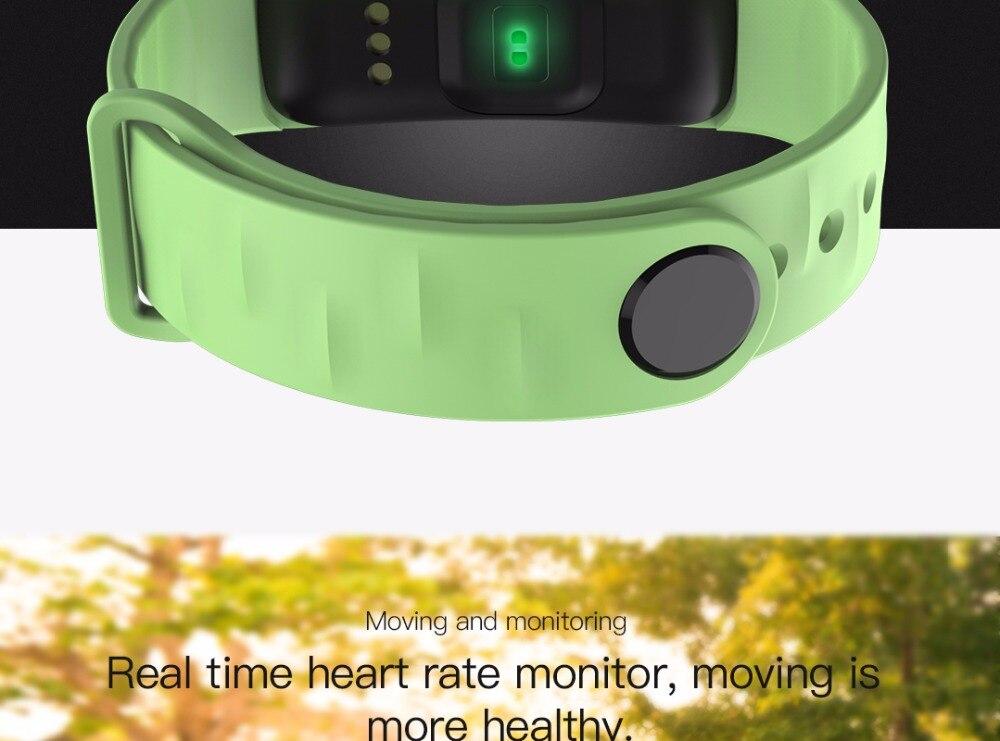 Esporte Rastreador De Fitness Heart Rate Monitor