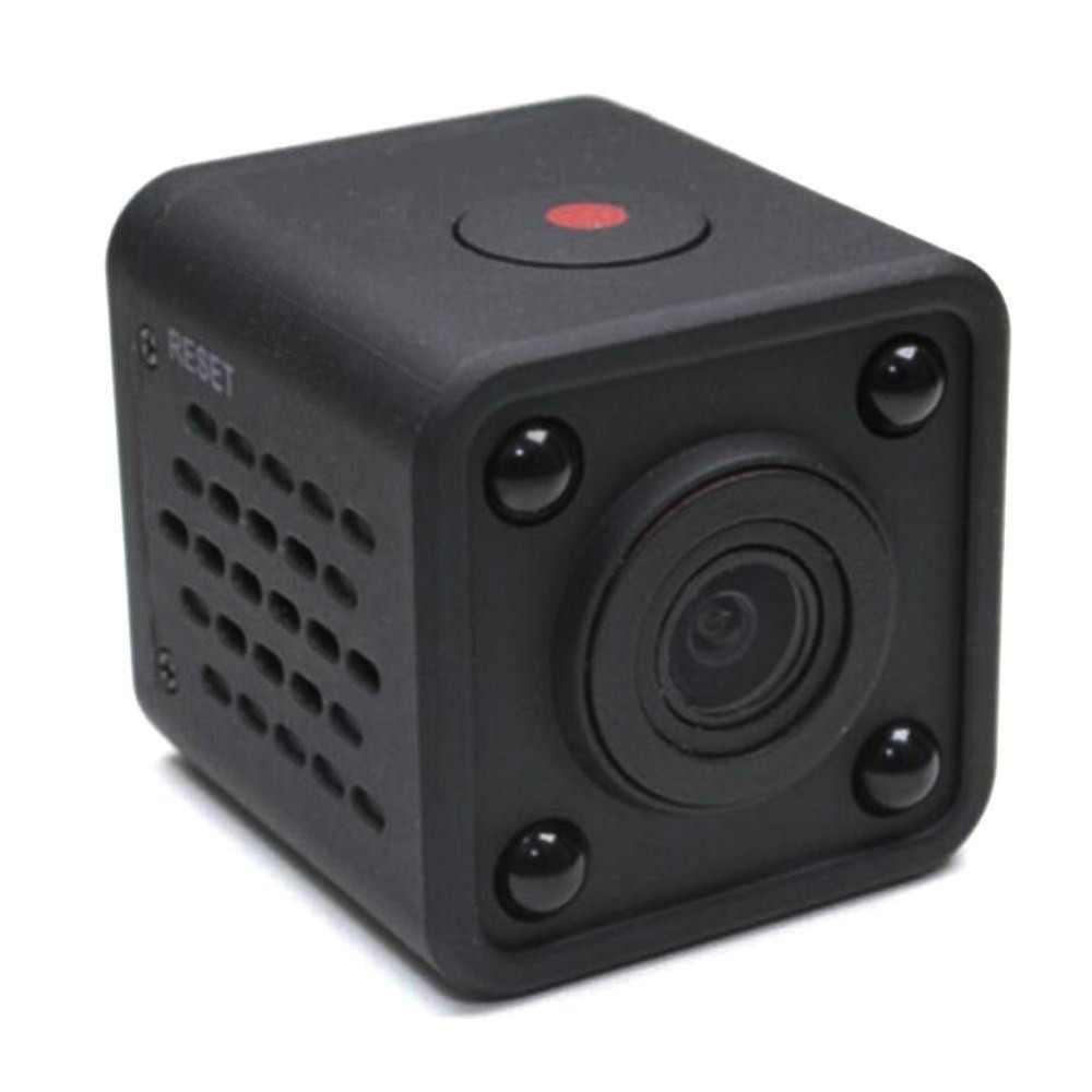 HD 1080P Мини камера Спорт DV инфракрасный монитор ночного видения Скрытая маленькая камера Автомобильный видеорегистратор видеокамера встроенный аккумулятор