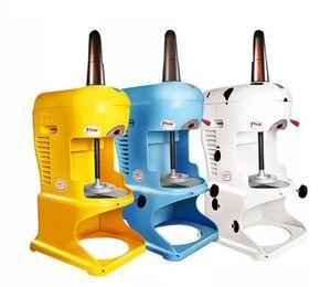 Лед дробилки Mianmian льда коммерческих чай с молоком магазин все электрические Снежинка выключатель новые модные