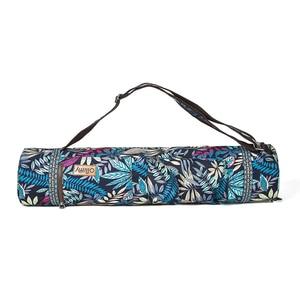 Image 3 - Printed Yoga Mat Bag Gym Mat Case For Momen Men Pilates Fintess Exercise Pad Easy Carry Yoga Backpack Dance Sports Yoga Bags