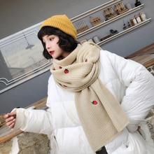 New fashion autumn winter comfortable temperament scarf new arrival soft high qu