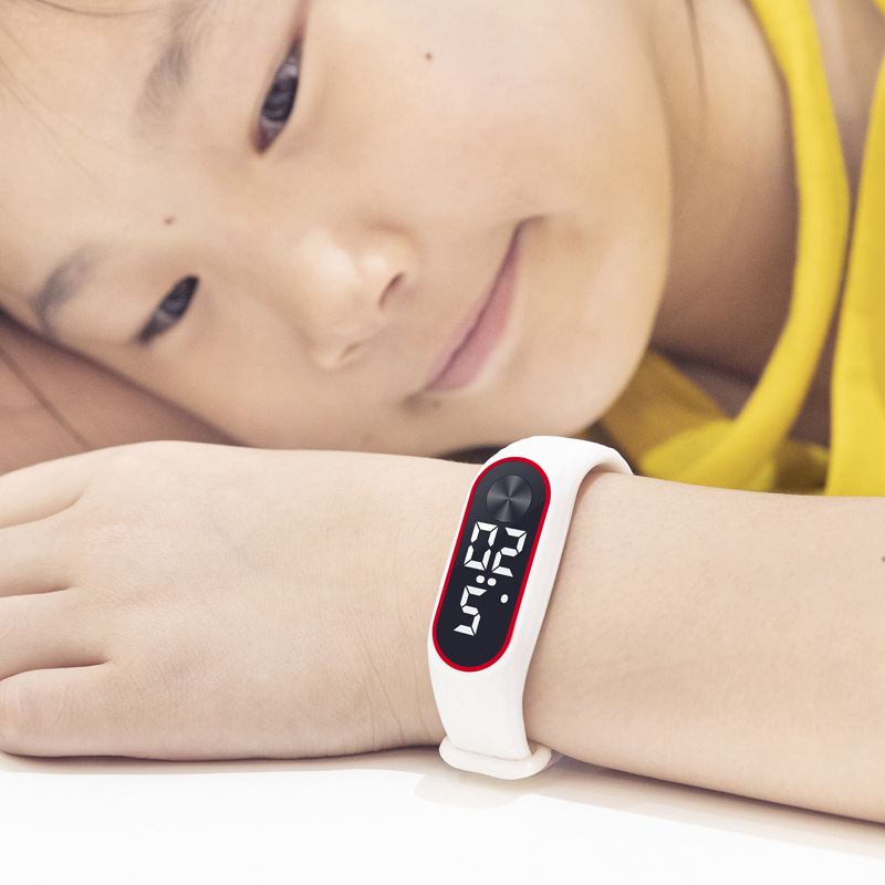 Kids Watch Bracelet Led Digital Sport Wrist Watch For Child Boys Girls New Electronic Clock Relogio Reloj Infantil Montre Enfant #6