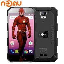 Ному S10 Pro смартфон 5 дюймов 3 ГБ Оперативная память 32 ГБ Встроенная память MTK6737T Android 7.0 OTG 13MP + 8MP 5000 мАч отпечатков пальцев IP68 Водонепроницаемый сотовый телефон