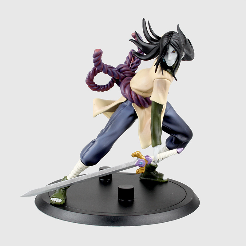 Orochimaru Action Figures