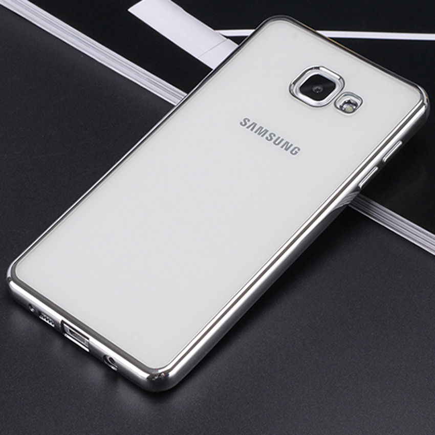 Nephy Mobile Phone Case For Samsung Galaxy A3 A5 A7 2016 A 3 5 7 A310F A510F A710F Duos Cover Clear TPU Silicon Ultrathin Soft(China)