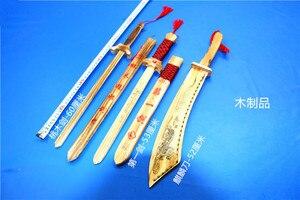 Детские игрушки, деревянный бамбуковый нож, деревянный нож, игрушечные топоры для детей, бамбуковый меч, бесплатная доставка