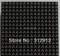 A todo color P10 1R1G1B exterior pantalla LED bordo unidad de pantalla, 16 * 16 píxeles, 160 mm * 160 mm