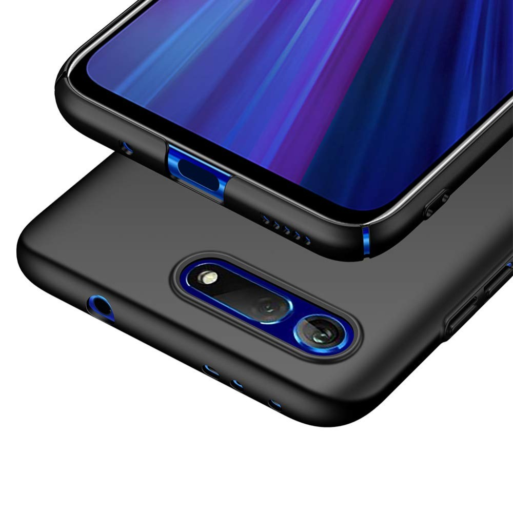 Back Cover For Huawei Honor View 20 Nicotd Case Full Protection Hard PC Matte Phone Cases For Honor View20 View 20 6.4 inch (13)