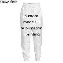 fb3280805 Custom Design 3D print Dropping Shipping And Wholesale joggers Pants(China)