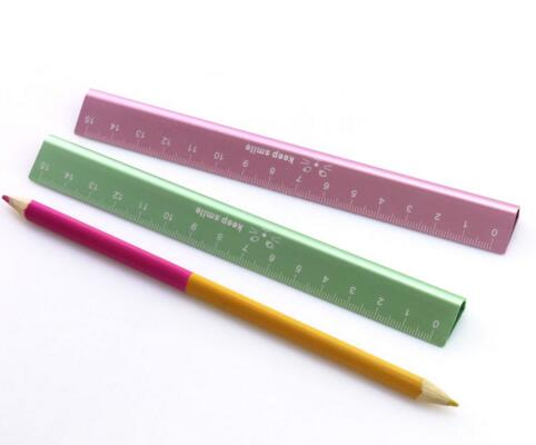 TS-DN plastic Electrical templates Students' Physical electrical Drawing ruler Circuit design drawing board