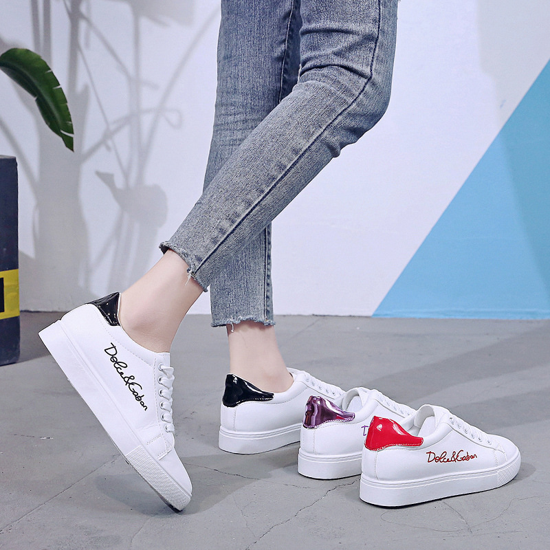 NEW Women Casual Shoes Lace Up Women Flat Shoes  Women Sneakers Round Toe Female Shoes Fashion New Design Lace Up Shoes BX24NEW Women Casual Shoes Lace Up Women Flat Shoes  Women Sneakers Round Toe Female Shoes Fashion New Design Lace Up Shoes BX24