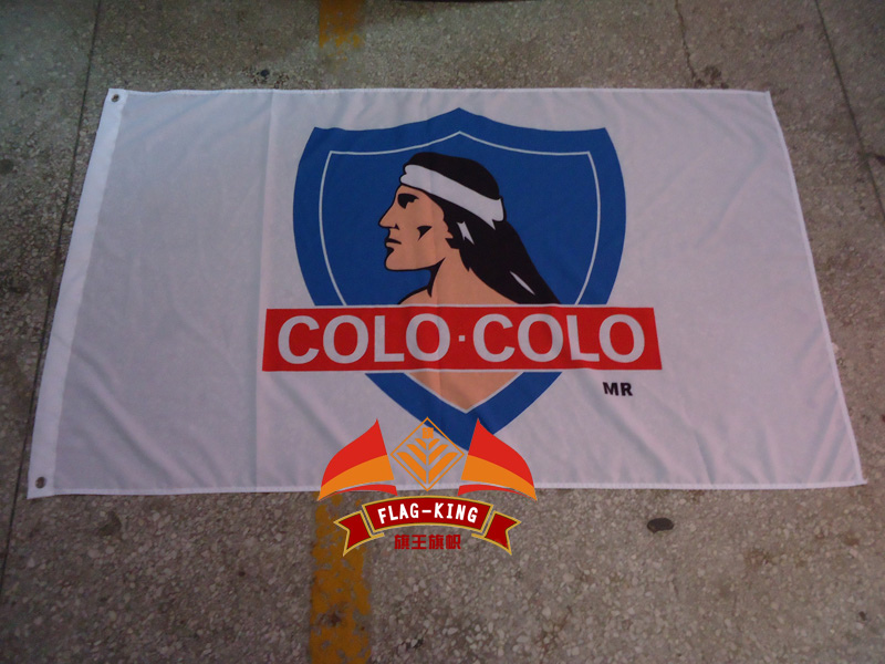 colo soccer football club flagcolo soccer football club banner90150cm free shipping - Free Colo