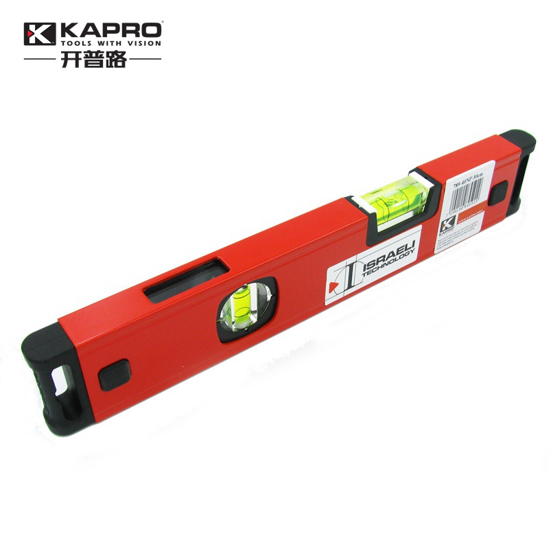 KAPRO High precision Decoration Household Magnetic Mini Spirit Level Ruler Level Measuring instrument Length 30cm 40cm цена