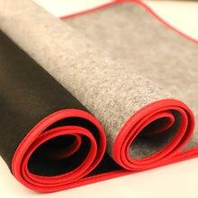 Ученический коврик для каллиграфии большого размера с четырьмя