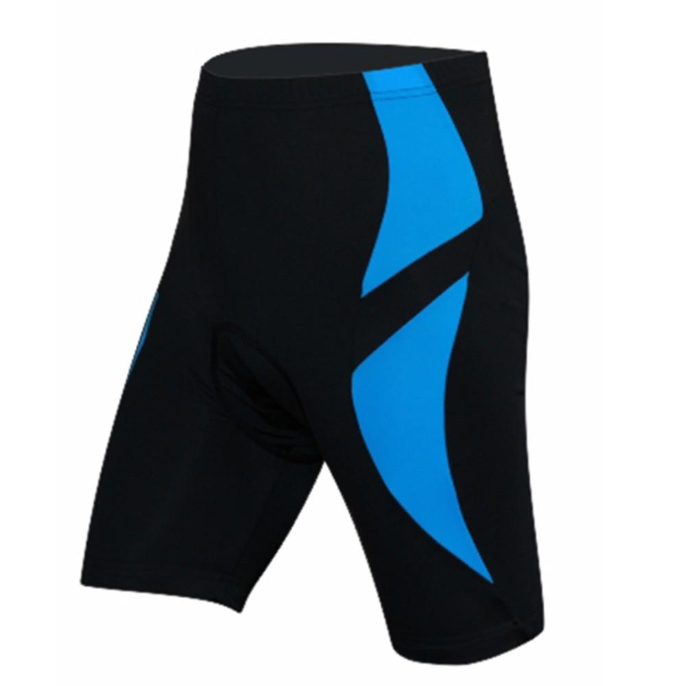 Summer Unisex Bike Shorts Fields Cycling Silical Gel Padded Short Pants new