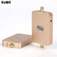 KuWfi מתח גבוה נתב אלחוטי 3000mW WiFi אותות בוסטרים 2.4Ghz 35dBm WiFi אות מגבר עבור FPV RC Quadcopter