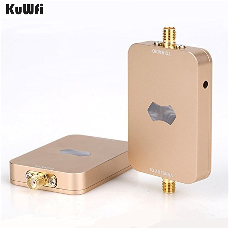 KuWfi High Power Wireless Router 3000mW WiFi Signal Booster 2.4Ghz 35dBm WiFi Signal Amplifier for FPV RC Quadcopter цена